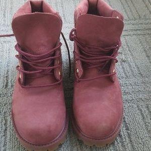 Timberland Boots - Kids Size 3 (Womens 5)